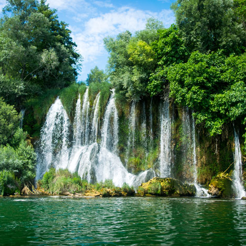 krka weekly tour